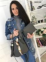 Женская сумка + клатч 9039 (16)