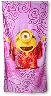 Полотенце для девочек оптом,Disney,70*140 см,арт. 820-797