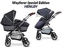 Детская коляска 2 в 1 Silver Cross Wayfarer Special Edition
