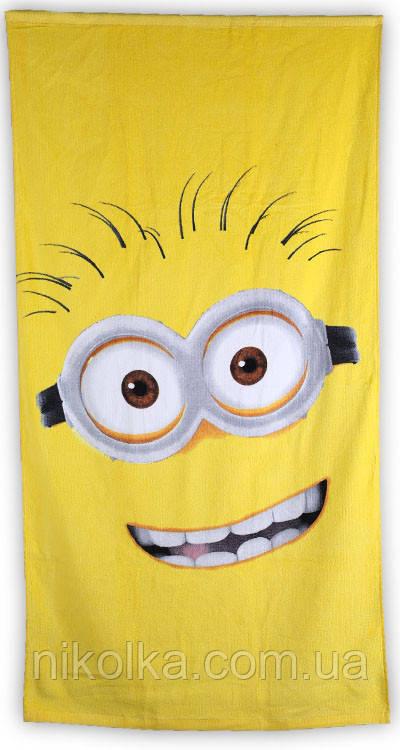Полотенце для мальчиков оптом,Disney,70*140 см,арт. 820-803
