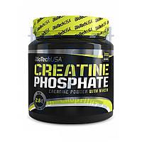 BioTech Creatine Phosphate креатин фосфат для набора мышечной массы для тренировок спортивное питание
