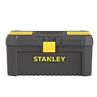 Ящик инструментальный 40x18,4x18,4 см  «ESSENTIAL TB» пластиковый замок (уп.6)