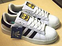 Женские Кроссовки Adidas Super Star Белые