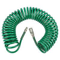 Шланг спиральный PU 10м 6.5×10мм Refine refine 7012171