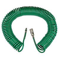 Шланг спиральный PU 15м 5.5×8мм Refine refine 7012081