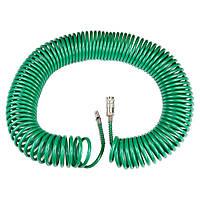 Шланг спиральный PU 20м 5.5×8мм Refine refine 7012091