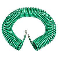 Шланг спиральный PU 20м 8×12мм Refine refine 7012291