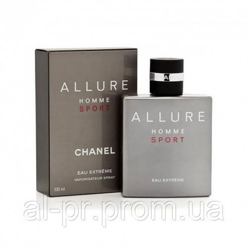 Парфюмированная вода Chanel Allure Homme Sport Eau Extreme