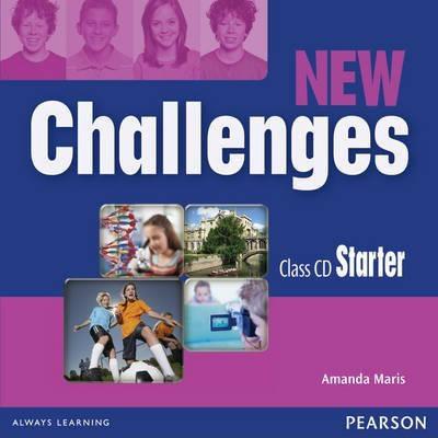 Challenges NEW Starter Class CDs, фото 2