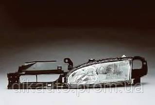Стекло фары лев. Ford Mondeo 1992-95