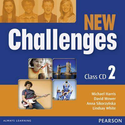 Challenges NEW 2 Class CDs