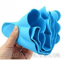 Козырек шапочка для мытья головы с защитой для ушей 7064, фото 3