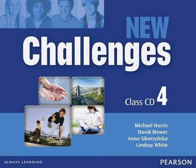 Challenges NEW 4 Class CDs, фото 2
