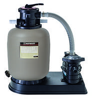 Фильтр для бассейнов (песочный фильтр и насос для бассейнов в комплекте) Hayward 400мм