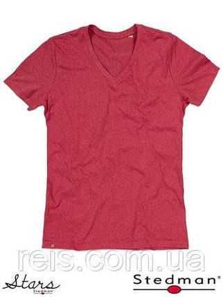 Мужская футболка с V-образным воротом SST9810 CEH, фото 2