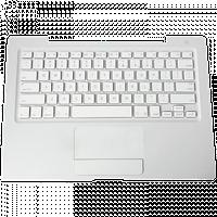 Топкейс (клавиатура в сборе) для MacBook 13″ A1181