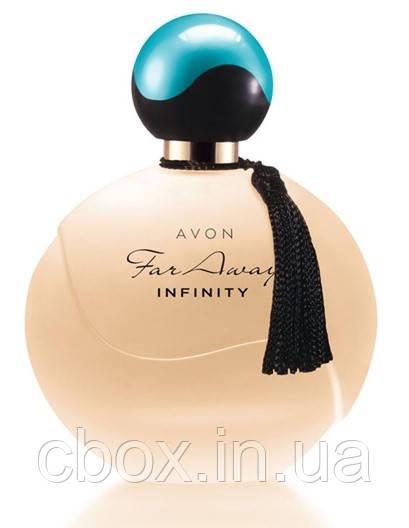 Женская парфюмерная вода Far Away Infinity, Avon, Фар Эвэй Инфинити, 50 мл, 92072
