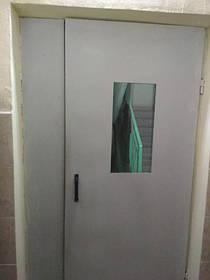 Двери в подезд 4
