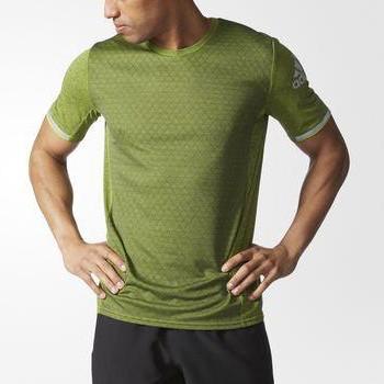 Футболка спортивная, мужская adidas Supernova Climachill Short Sleeve Tee Men AI3285 адидас