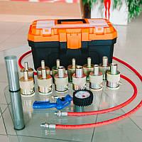 Оборудование для сто, оборудование для ремонта амортизаторов 12 шт
