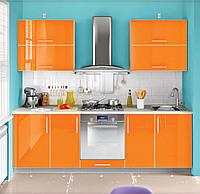 "Кухня ""MIRROR"" 2.5 м , фото 1"