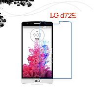 "LG G3S mini D724 Оригинальная защитная пленка "" STRONG SHEILD """