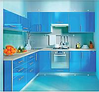 "Кухня ""MIRROR"" 2.2*2,5 м"