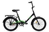Городской складной велосипед Аist 20 Smart 1.0 (Минск) заводской оригинал, фото 1