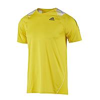 Футболка спортивная, мужская Adidas Adizero Short Sleeve Tee Z08528 адидас