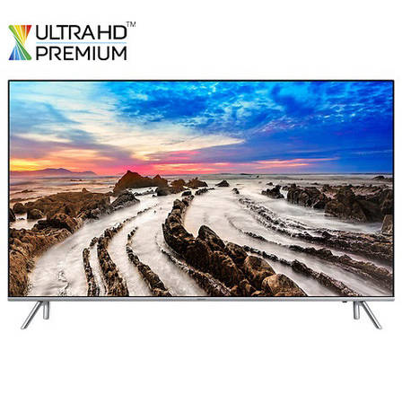 Телевизор Samsung UE55MU7002 (Ultra HD 4K, 2300Гц, Smart, Wi-Fi, Contrast Enhancer, HDR 1000,DVB-C/T2/S2), фото 2