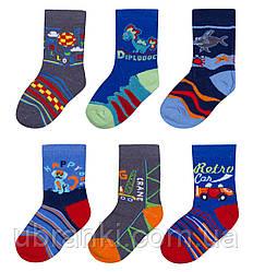 Носки хлопковые для мальчика