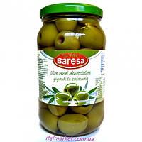 Оливки крупные без косточки Olive verdi Giganti 545 г, Италия