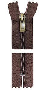 Молния YKK обувная * спиральная 20 см/Тип 5 * неразъёмная