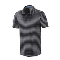 Футболка поло спортивная, мужская adidas Hiking Striped Polo D82048 адидас