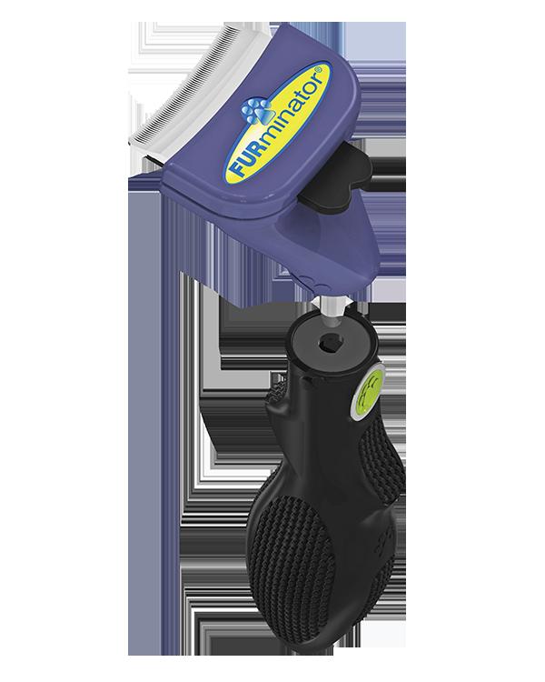 FURminator FURflex S for Small Breeds фурминатор комбо против линьки для собак мелких пород до 9 кг