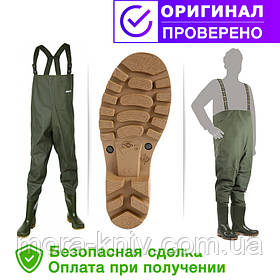 Комбинезон (заброды) для охоты и рыбалки DEMAR Grand Chest Waders (3192)