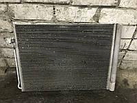 Радиатор кондиционера(BMW X5 E70)