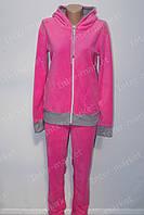 Красива жіноча піжама микрофлис різні кольори оптом і роздріб, фото 1