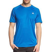 Футболка спортивная, мужская adidas Clima Lite Essentials Men's T-Shirt F48618 адидас