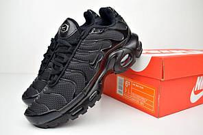Женские кроссовки Nike TN Plus, черные