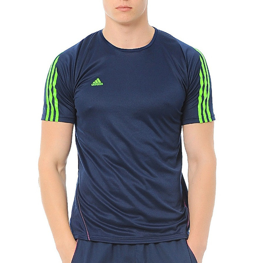 Футболка спортивная, мужская adidas Performance Mens F50 Climalite Football G92163 адидас