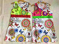 Красивое платье  для девочек   116 / 146 см