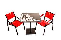 Комплект мебели ПАРМА - для кафе, баров, ресторанов, летних площадок