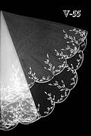 Свадебная фата - компьютерная вышивка №55