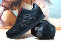 Кроссовки Adidas Haven (реплика) черные 36 р.