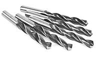 Свердла по металу з титановим покриттям