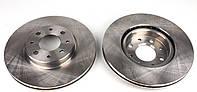 Диск тормозной передний Fiat Doblo /   Brava /  Браво 1.6 / 1.9JTD / 2.0TS (257X20MM) 1996-2002 Польша B130029