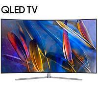Телевизор Samsung QE65Q7C (PQI 3200Гц, UltraHD 4K, Smart, Auto Depth Enhancer, Supreme UHD Dimming, QHDR 1500)