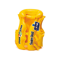 Intex.Спасательный жилет (Жёлтый)