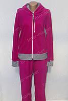 Красива жіноча піжама микрофлис різні кольори оптом і роздріб